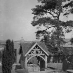 The lych gate Clun