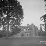 The rectory Clungunford