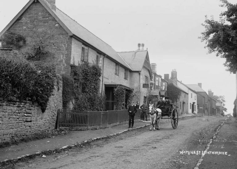 Leintwardine Herefordshire & Shropshire Family History Guide