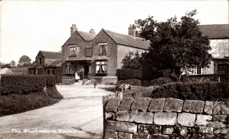 Eccleshall Staffordshire Family History Guide