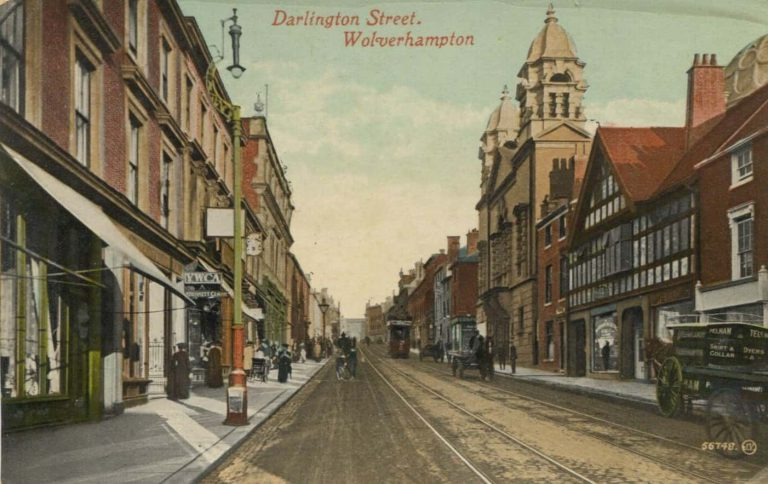 Wolverhampton Staffordshire Family History Guide