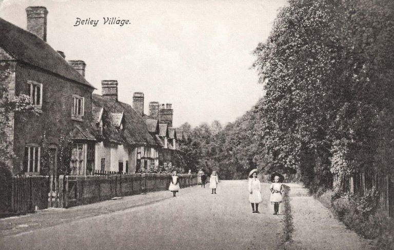 Betley Staffordshire Family History Guide