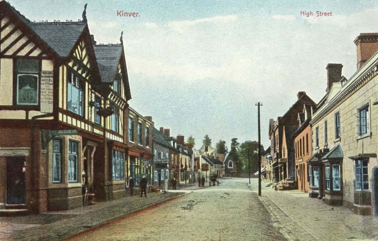 Kinver Staffordshire Family History Guide