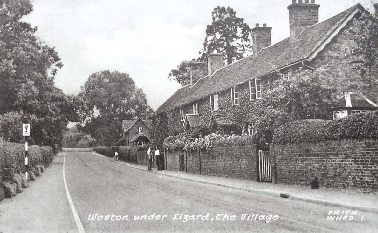 Weston under Lizard Staffordshire Family History Guide