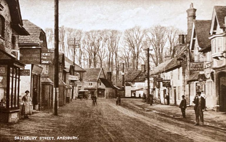 Amesbury, Wiltshire Family History Guide