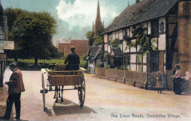 Ombersley Worcestershire Family History Guide