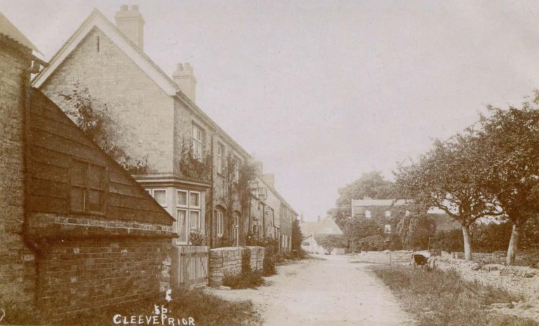 Cleeve Prior, Worcestershire Family History Guide