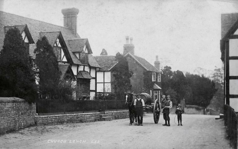 Church Lench Worcestershire Family History Guide