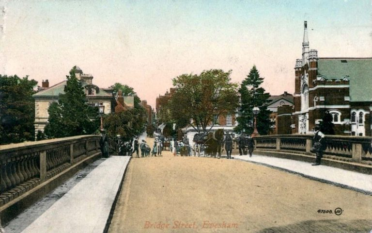 Evesham Worcestershire Family History Guide
