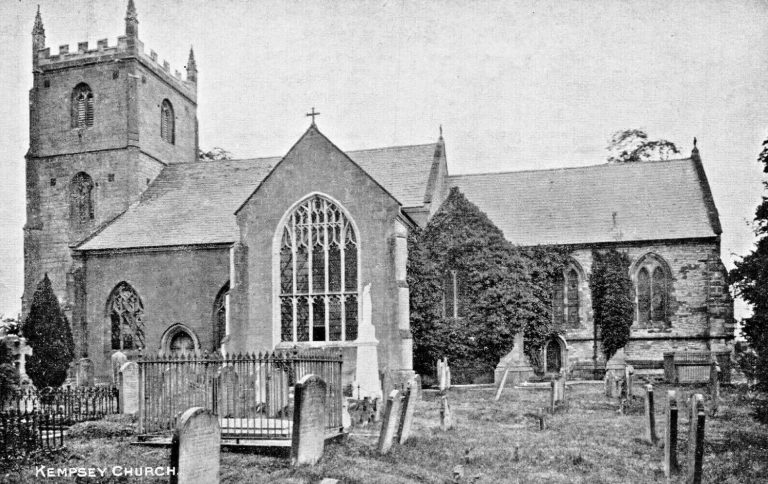 Kempsey Worcestershire Family History Guide