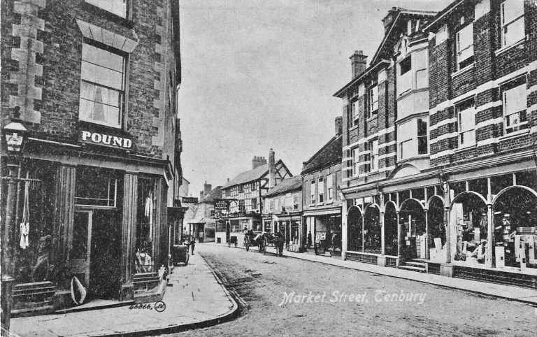 Tenbury Worcestershire Family History Guide