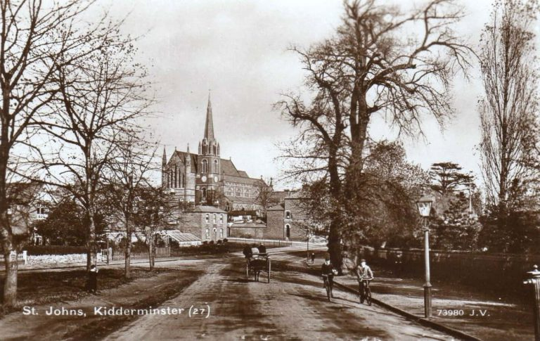 Kidderminster Worcestershire Family History Guide