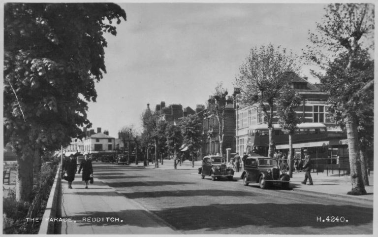 Redditch Worcestershire Family History Guide