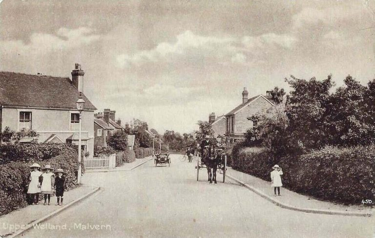 Welland, Worcestershire Family History Guide