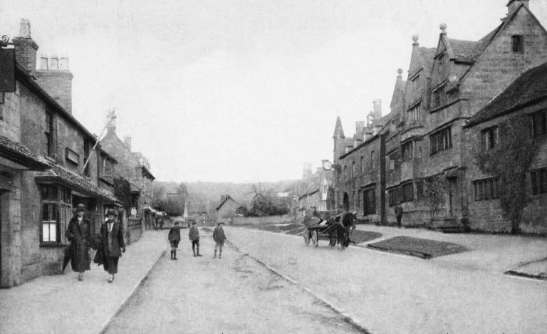 Broadway Worcestershire Family History Guide
