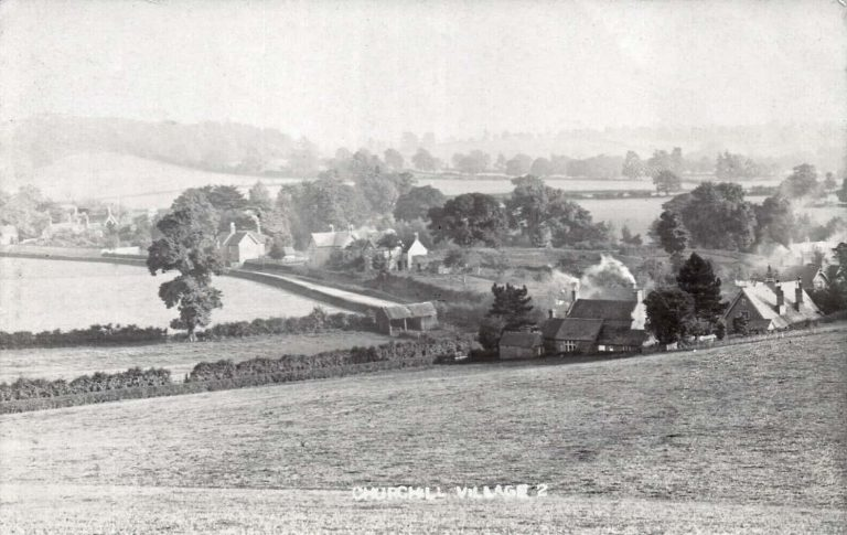 Churchill-in-Halfshire Worcestershire Family History Guide