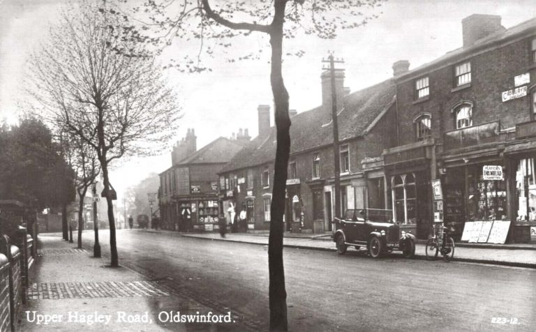 Old Swinford, Worcestershire Family History Guide