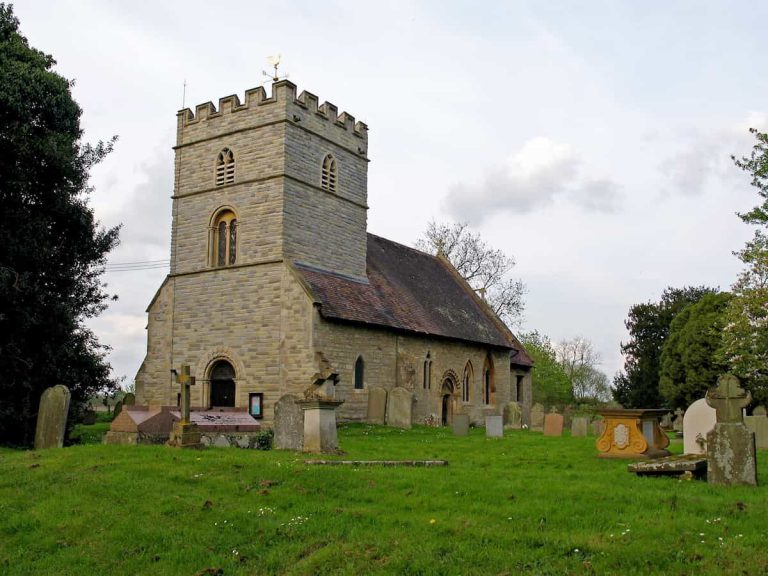 Earls Croome, Worcestershire Family History