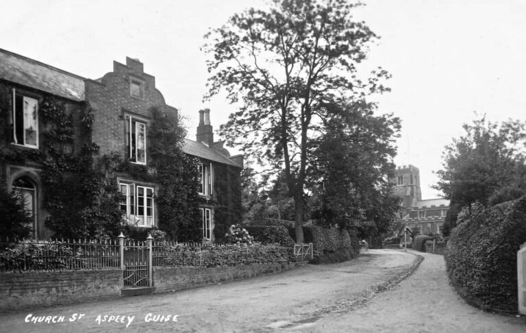 Aspley Guise Bedfordshire Family History Guide