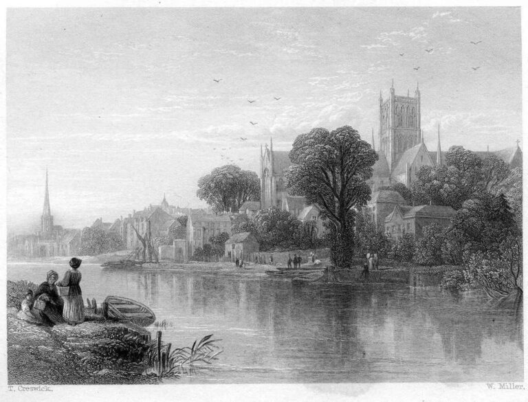 Worcester Worcestershire Family History Guide