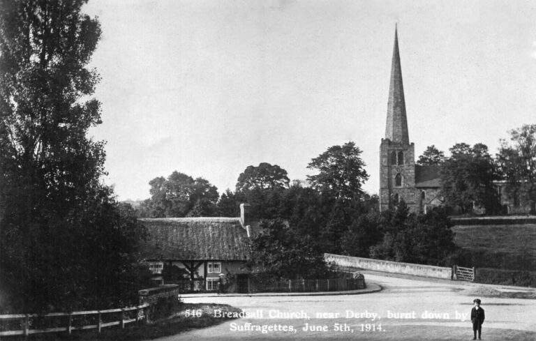 Breadsall Derbyshire Family History Guide