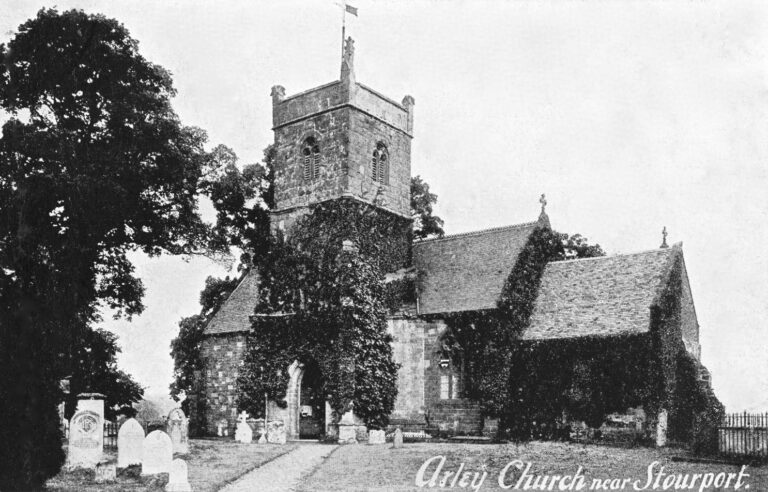 Areley Kings Worcestershire Family History Guide