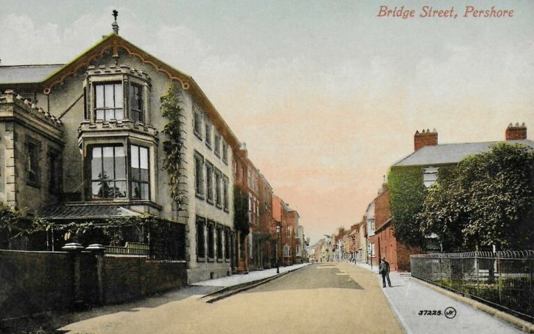 Pershore Worcestershire Family History Guide