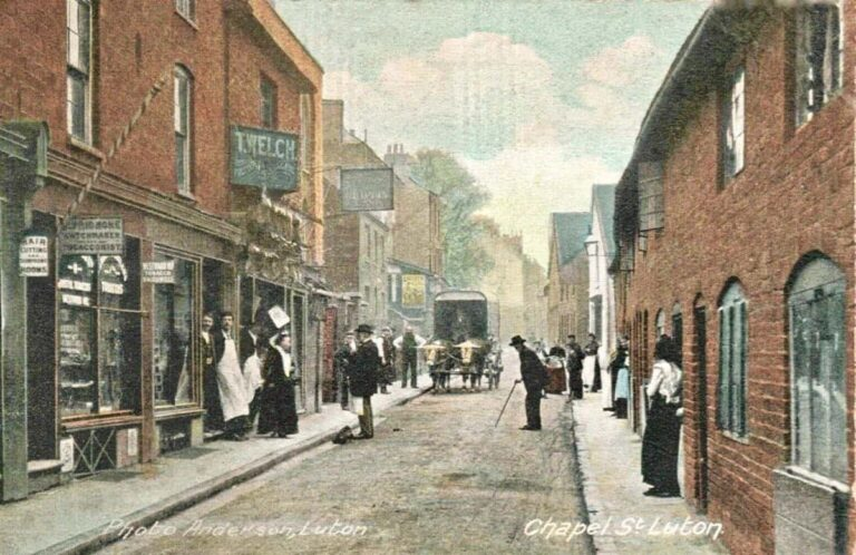 Luton Bedfordshire Family History Guide