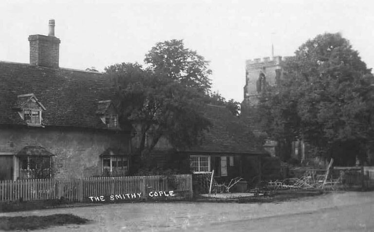 Cople, Bedfordshire Family History Guide