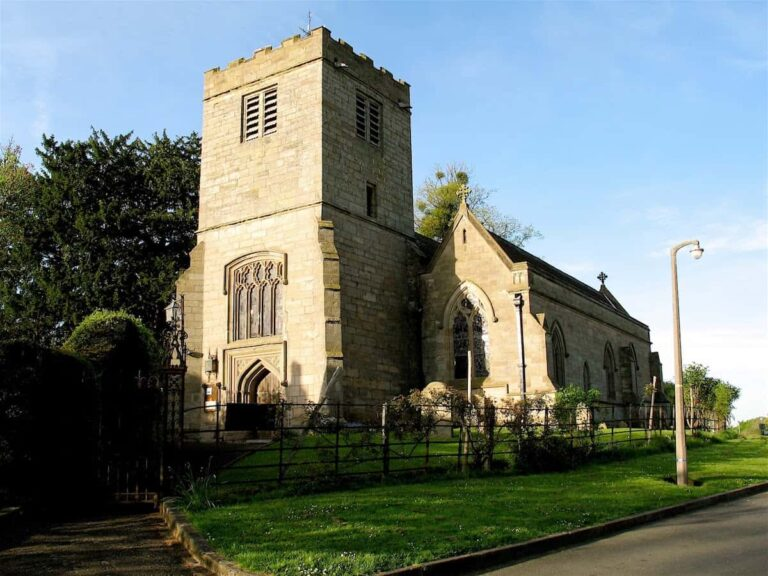 Hindlip Worcestershire Family History Guide