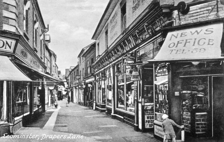 Leominster, Herefordshire Family History Guide