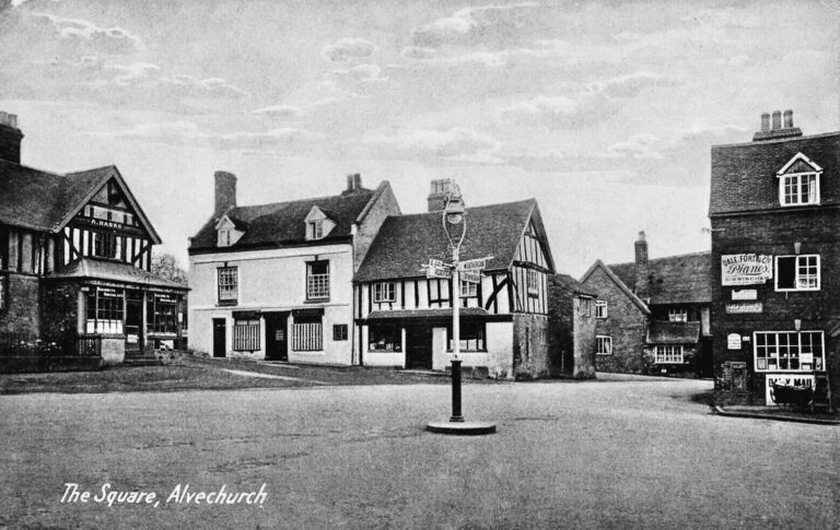 Alvechurch, Worcestershire Family History Guide