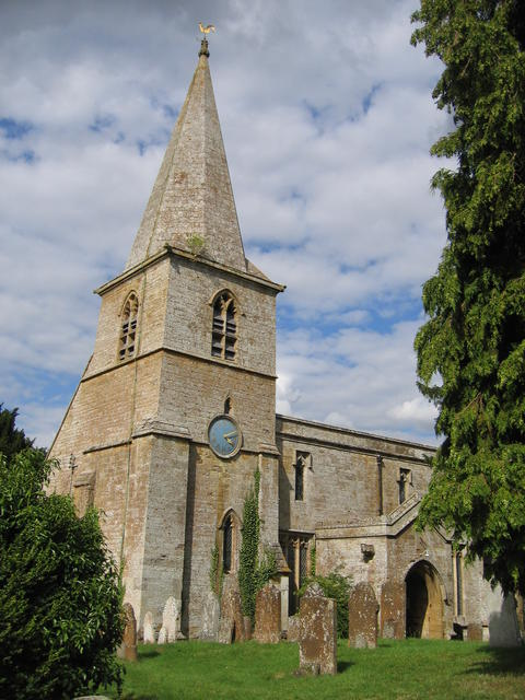 Swerford Oxfordshire Family History Guide