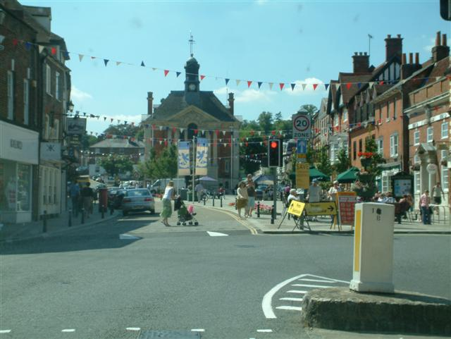Henley-on-Thames Oxfordshire Family History Guide