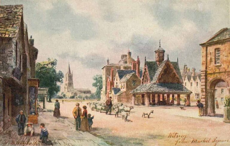 Witney, Oxfordshire Family History Guide
