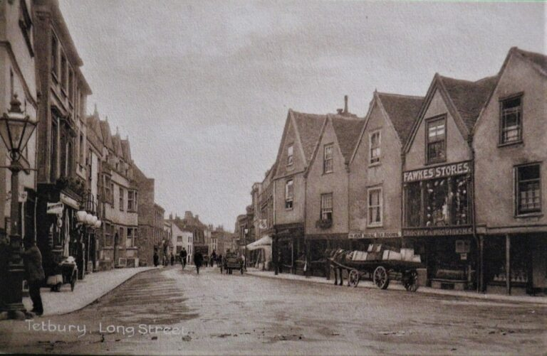 Tetbury, Gloucestershire Family History Guide