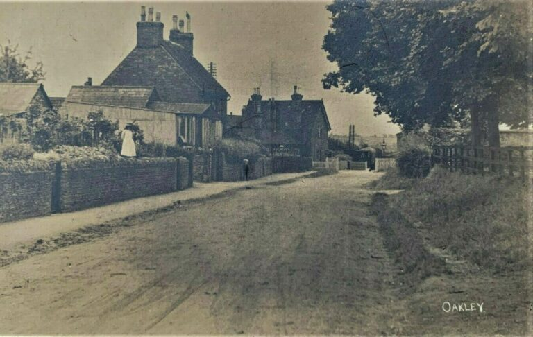 Oakley Bedfordshire Family History Guide