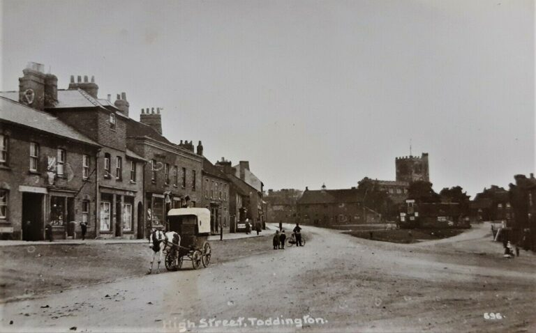 Toddington Bedfordshire Family History Guide