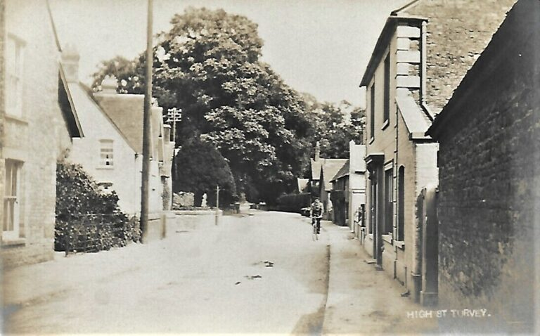 Turvey Bedfordshire Family History Guide