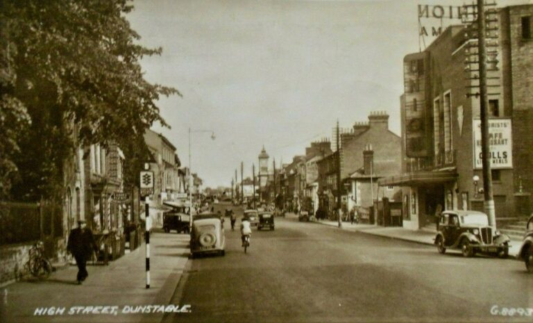 Dunstable, Bedfordshire Family History Guide