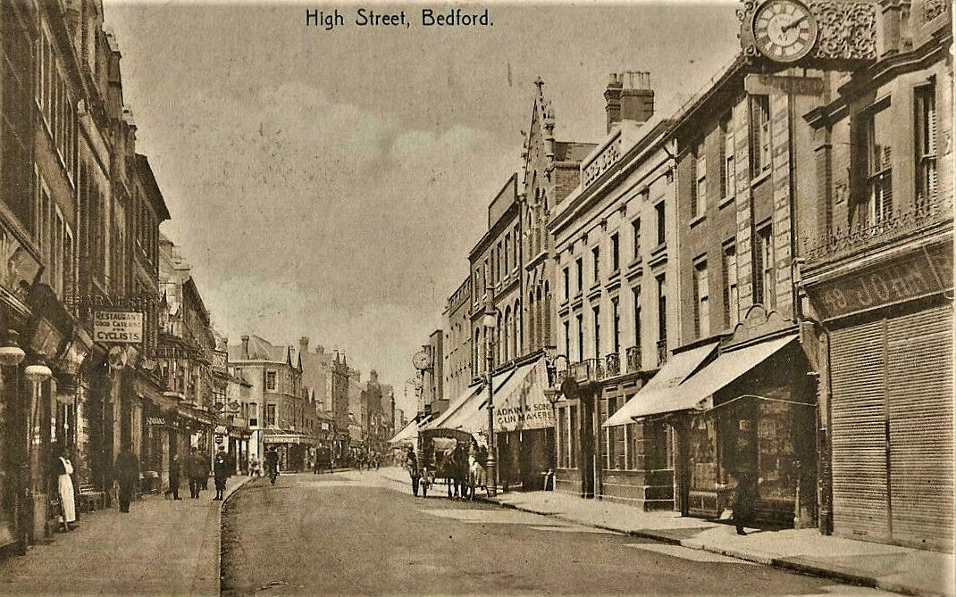 The High Street, Bedford