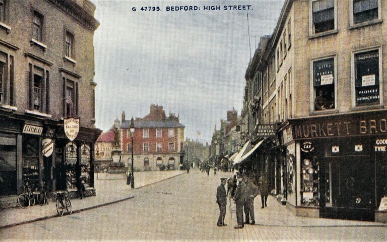 Bedford Bedfordshire Family History Guide