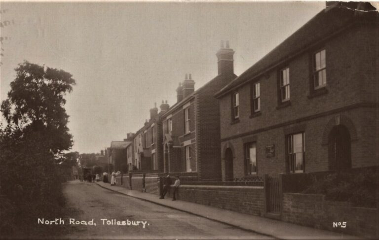 Tollesbury Essex Family History Guide