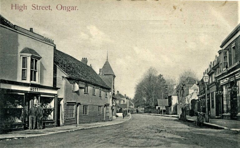 High Ongar Essex Family History Guide