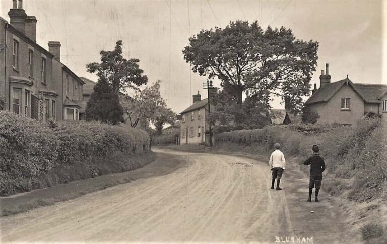 Blunham Bedfordshire Family History Guide