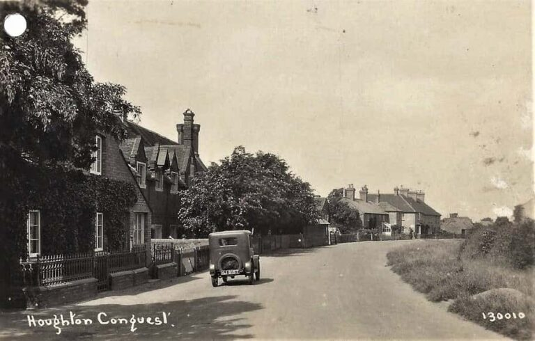 Houghton Conquest Bedfordshire Family History Guide