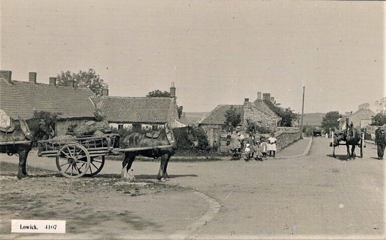 Lowick Northumberland Family History Guide