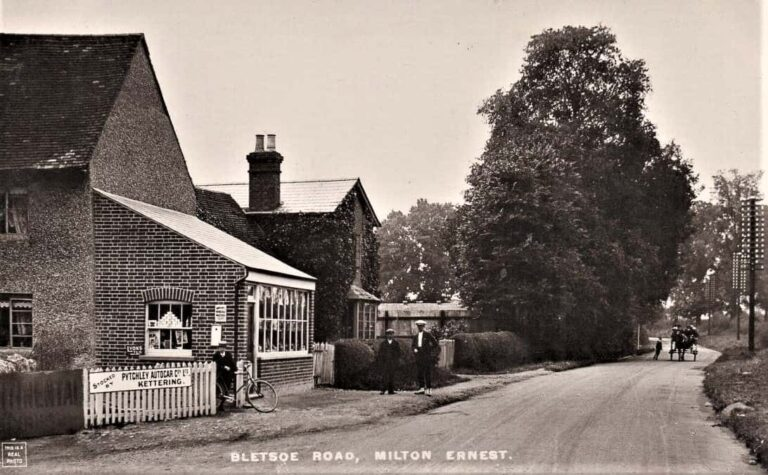 Milton Ernest Bedfordshire Family History Guide