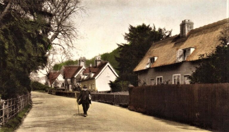 Old Warden Bedfordshire Family History Guide
