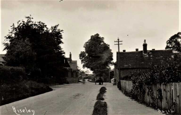 Riseley Bedfordshire Family History Guide